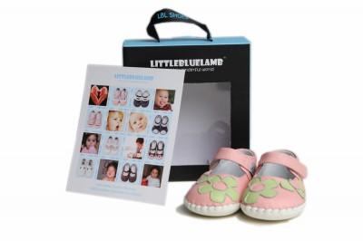 soft sole baby shoe box