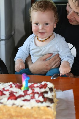 Klāss ar torti